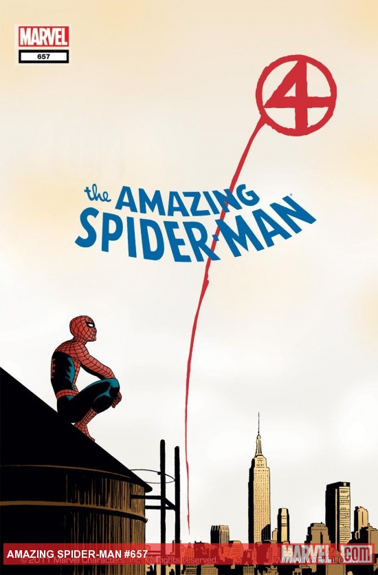 Amazing Spider-Man (1999 ) #657