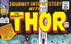 Journey Into Mystery (1952) #111