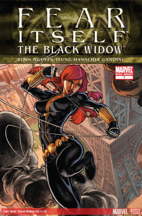 Fear Itself: Black Widow (2011) #1