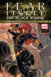 Fear Itself: Black Widow #1