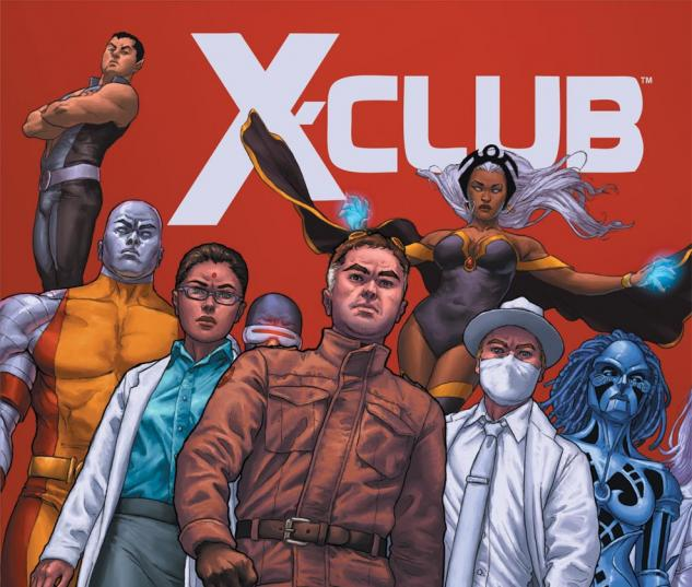 X-Club: We Do Science! (2011) #5