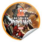 Avenging Spider Man #6 sticker
