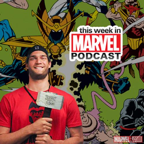 This Week in Marvel #25.5 - Brook Lopez