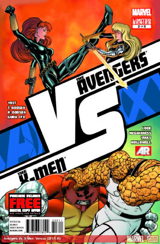 AVX: VS 3 (AVX, WITH DIGITAL CODE)