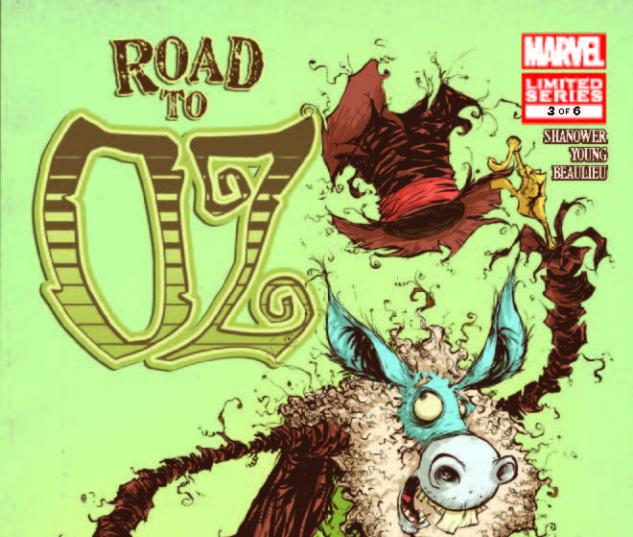 ROAD TO OZ 3 (WITH DIGITAL CODE)