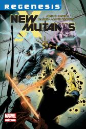 New Mutants #35 