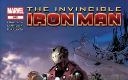 Invincible Iron Man (2008) #515