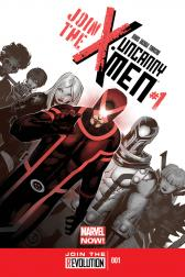 UNCANNY X-MEN #1 