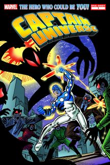 Captain Universe: The Hero Who Could Be You #1