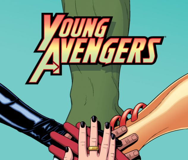 YOUNG AVENGERS 12 (NOW)
