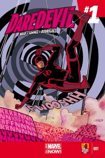 DAREDEVIL 1 (ANMN, WITH DIGITAL CODE)