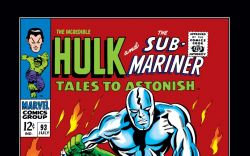 Tales to Astonish (1959) #93 Cover