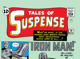 Tales of Suspense (1959) #39 Cover