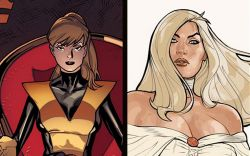 Happy Birthday Kitty Pryde and Emma Frost
