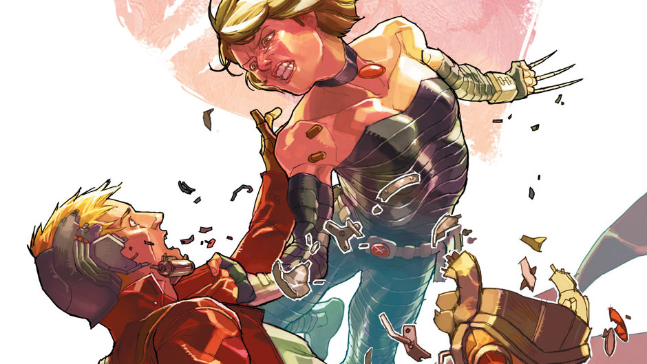 Star-Lord & Kitty Pryde #1 cover by Yasmine Putri