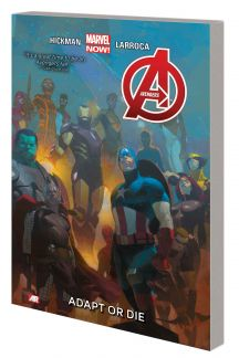 AVENGERS VOL. 5: ADAPT OR DIE TPB (MARVEL NOW)