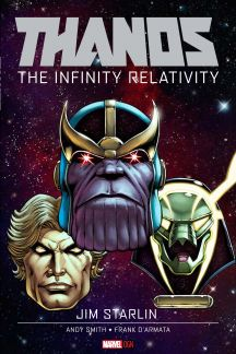 Thanos: The Infinity Relativity (Hardcover)