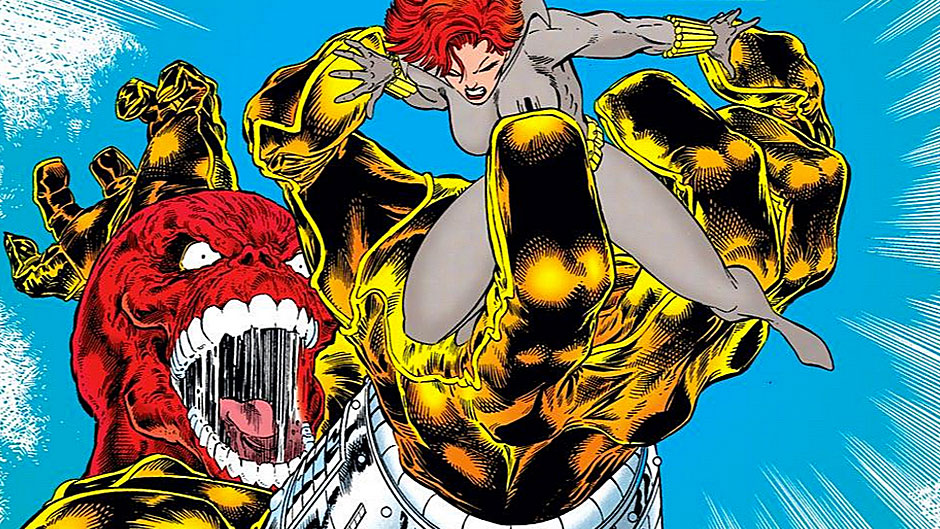 The History of Black Widow Pt. 12