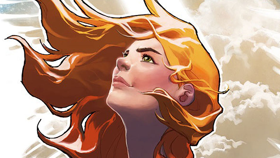 James Patterson's Max Ride: Ultimate Flight #1 cover by Yasmine Putri