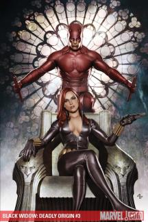 Black Widow: Deadly Origin #3