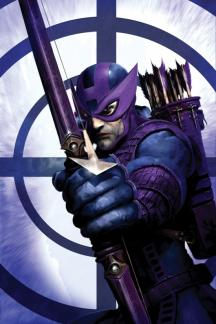 Dark Reign: Hawkeye (2009) #1