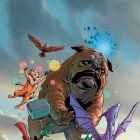 NYCC '09: Lockjaw &amp; The Pet Avengers