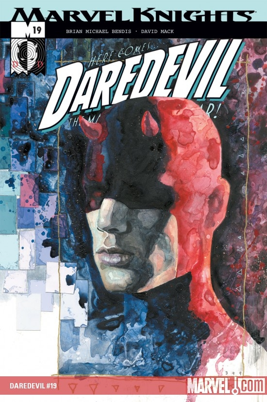 DAREDEVIL #19