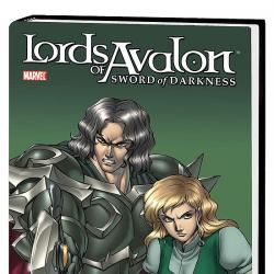 LORDS OF AVALON: SWORD OF DARKNESS #0