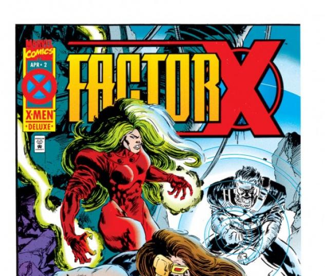 Factor X #2