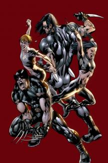 X-Force (2008) #1 (Charest Variant)