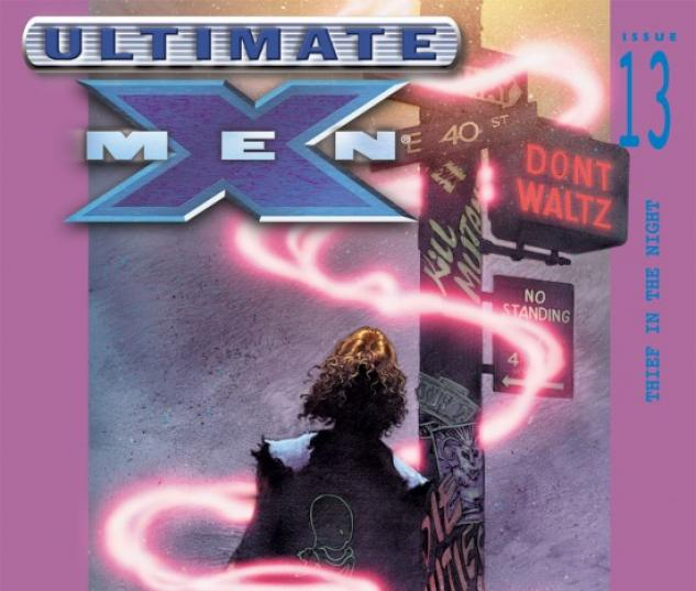 ULTIMATE X-MEN #13