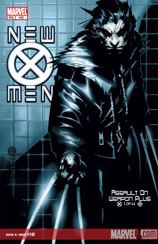 New X-Men (2001) #142