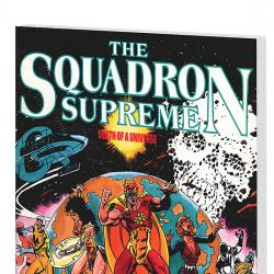 Squadron Supreme: Death of a Universe (2006)