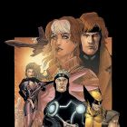 X-MEN (2005) #166 COVER