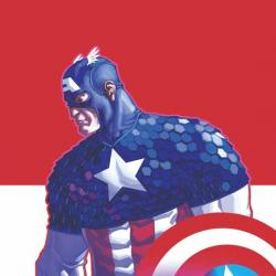 CAPTAIN AMERICA VOL. 5: HOMELAND TPB COVER