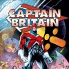 CAPTAIN BRITAIN by Alan Moore and Alan Davis
