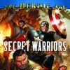 SECRET WARRIORS #17 cover by Jimmy Cheung