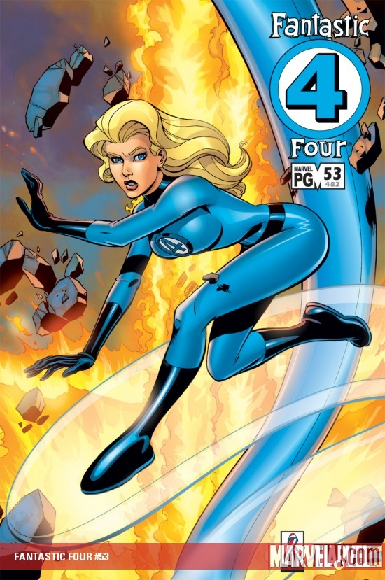 fantastic four series comic book cover