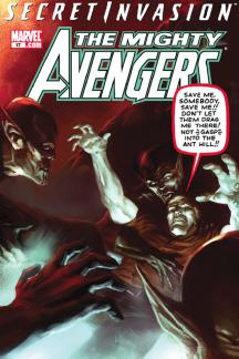Mighty Avengers (2007) #17