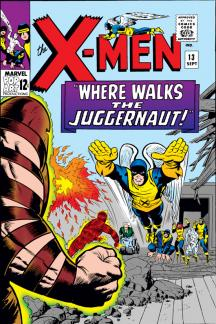 Uncanny X-Men (1963) #13