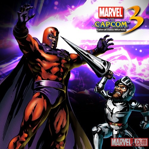 MvC3 Showdown: Magneto vs. Arthur