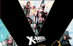 X-Men Legacy (2008) #245, 2nd Printing Variant