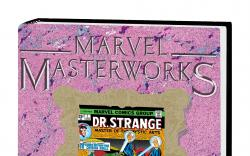 Marvel Masterworks: Doctor Strange Vol. 5 (2010) variant