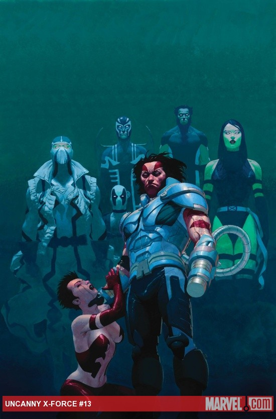 Uncanny X-Force (2010) #13