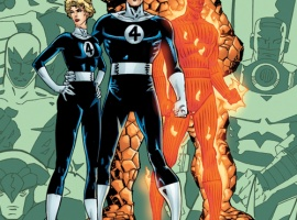 History of the Fantastic Four Part Four