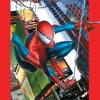 Ultimate Spider-Man: Power &amp; Responsibility trade paperback cover by Mark Bagley