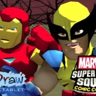 Watch the Fifth Super Hero Squad: Comic Combat Cutscene