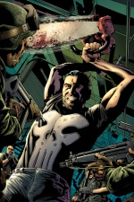 Punisher #11 cover