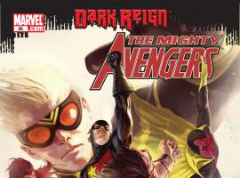 Mighty Avengers (2007) #26