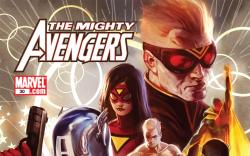 Mighty Avengers (2007) #30
